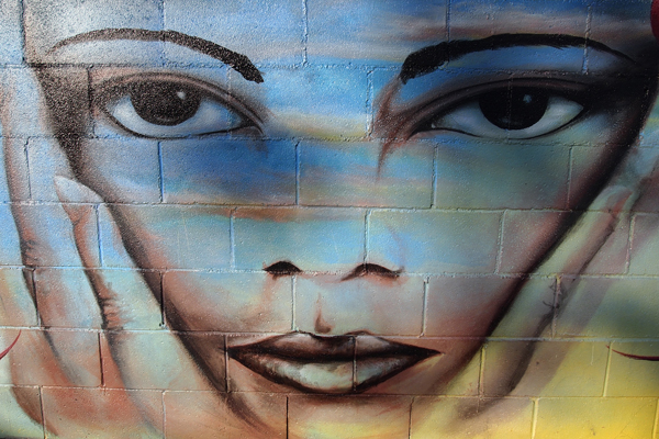 New Mural on Foothill and Van Nuys | i am san fernando