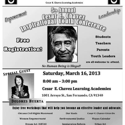 what made cesar chavez an effective leader