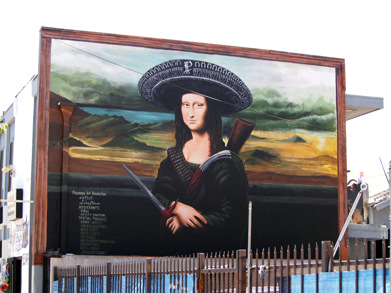 Pacoima Mona Lisa 800 The Women on the Wall: Beautiful, Sexist or Both?